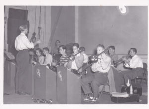 1942 Rehearsal