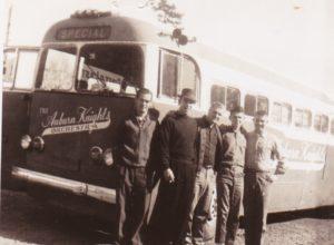 Auburn Knights Bus